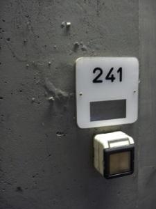 Doors & doorbell